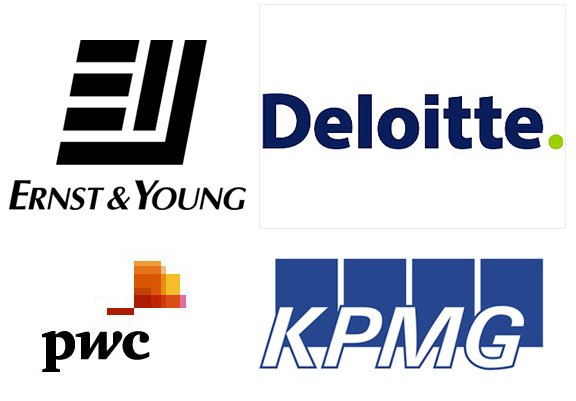The Big Four Accounting and Consulting Firms: Jobs and Salaries
