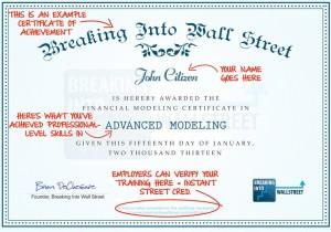 BIWS Certification