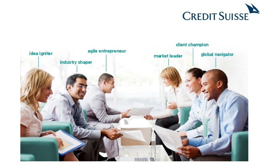 investment banking internship credit suisse