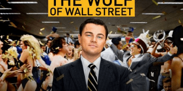Careers in Finance The Wolf of Wall Street poster