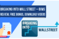 Breaking Into Wall Street – BIWS Review, Free Bonus, Download Videos