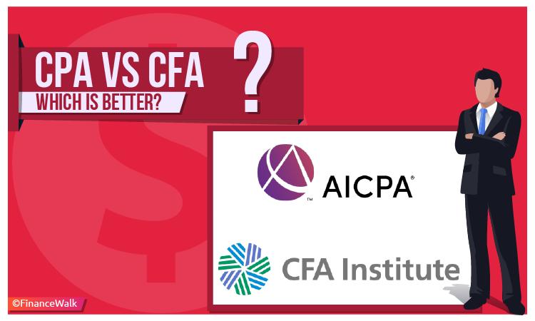 CPA Vs CFA