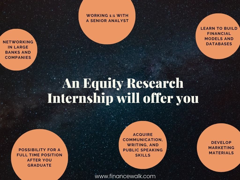 Equity Research Internship