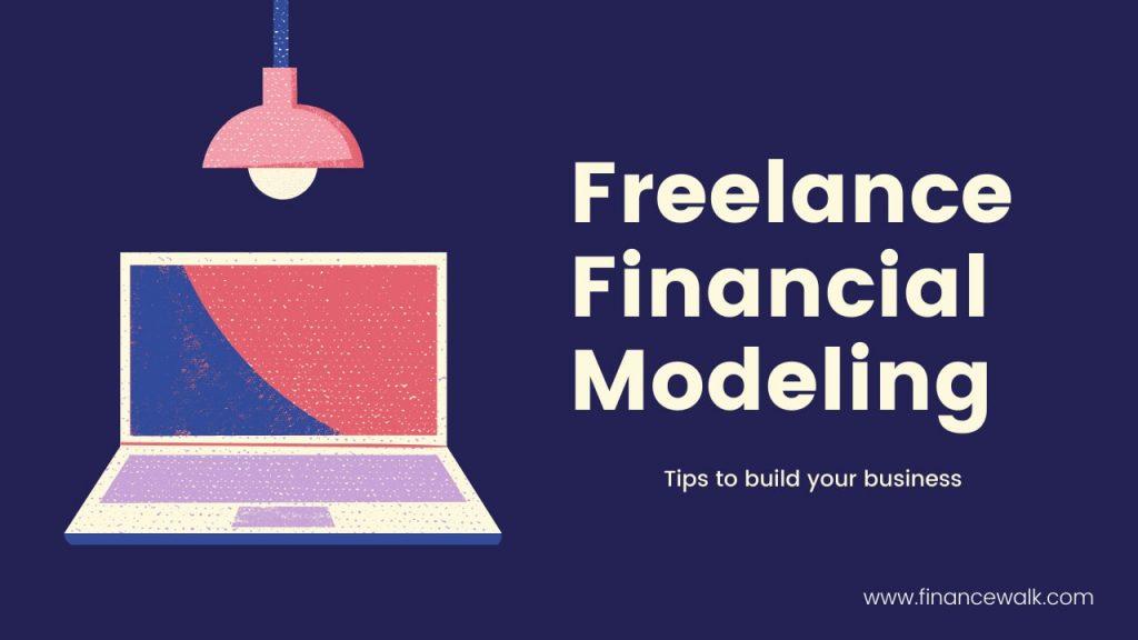 Freelance Financial Modeling