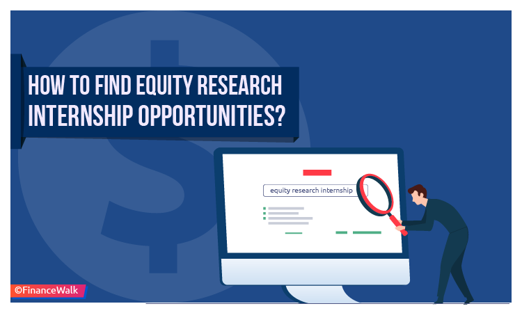 How to Find Equity Research Internship Opportunities
