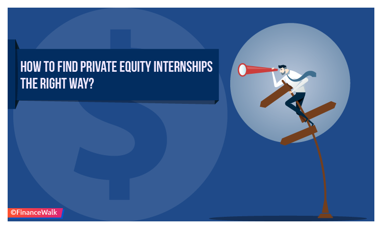 How to Find Private Equity Internships the Right Way