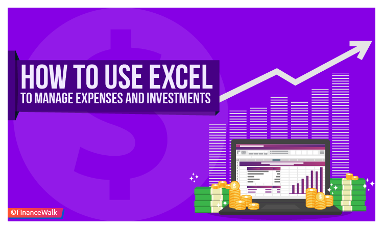 How to Use Excel to Manage Expenses and Investments (Even If You're a Newbie!)