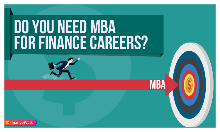 MBA for Finance Careers