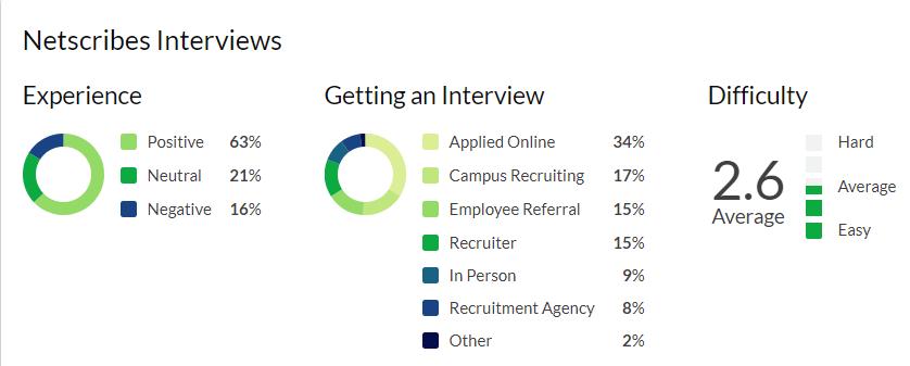 Netscribes Interview