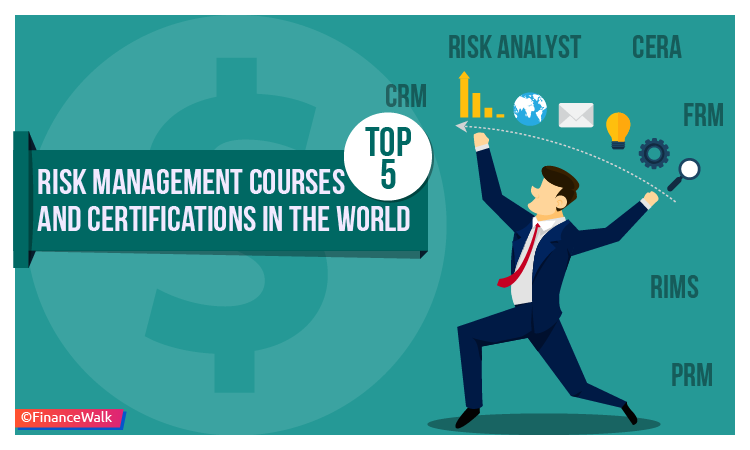 Risk Management Certifications and Courses: Salary and Jobs