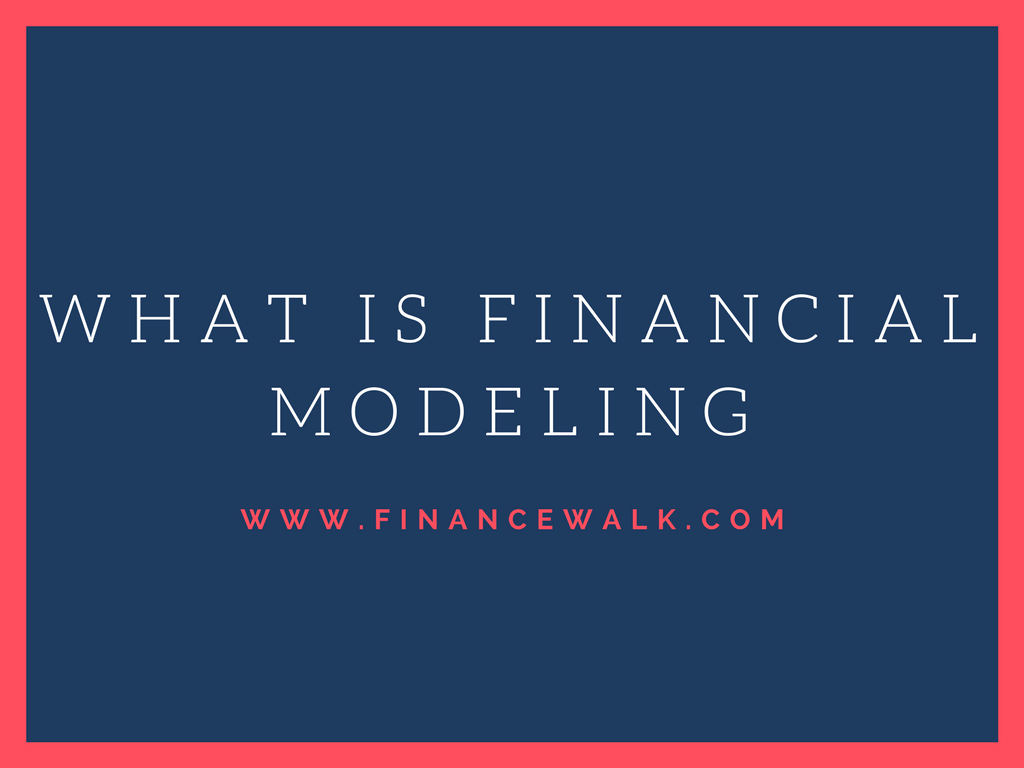 What is financial modelling l excel examples templates for Financial modelling templates