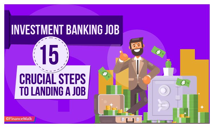 Investment Banking Job